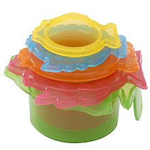 Bath Stacking Cups ~ Under the Sea - 1