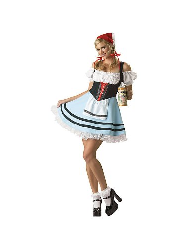 In Character Costumes - Oktoberfest Girl - 12-14