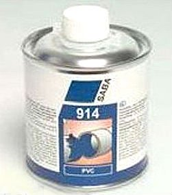 PVC / ABS Solvent Cement / Glue / Adhesive SABA 914 100 ml