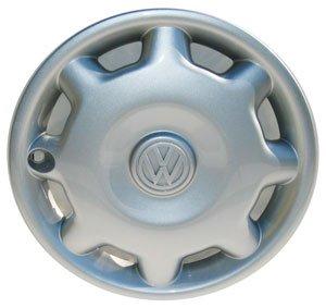 Volkswagen - 1HM601147AV7L Jetta 14 Inch New Factory Original Equipment Hubcap