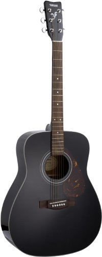 Yamaha F370 Full Size Acoustic Guitar - Black