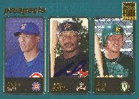 Aaron McNeal Round Rock Express - Astros Affiliate 2000 Topps 50 Years Prospects... by Hall of Fame Memorabilia