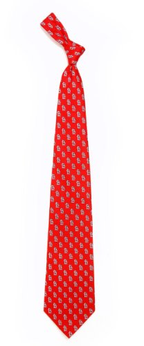 St. Louis Cardinals Classic Repeat Mens Neck Tie with MLB Sports Team Logo at Amazon.com
