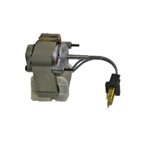 Broan 671 replacement bath fan motor 99080255 1 5 amps for Bath fan motor replacement