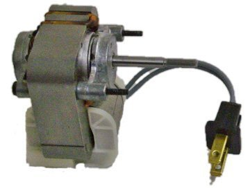Broan 671 replacement bath fan motor 99080255 1 5 amps for Replacement bath fan motor