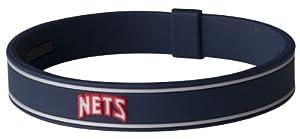 New Jersey Nets Phiten 7.5 Titanium Bracelet by Phiten