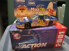 Mike Skinner 2001 Action Collectables NASCAR Diecast 1:24 Monte Carlo #31