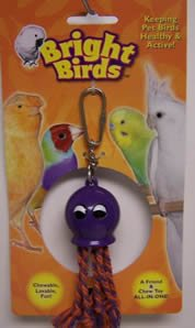 Cheap Multi Pet Bright Birds Octopus 6in Small Bird Toy (B000GF0S88)