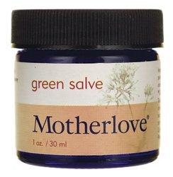 Motherlove Green Salve -- 1 Oz front-646247