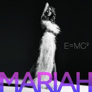 Original album cover of E=MC2 by Mariah Carey