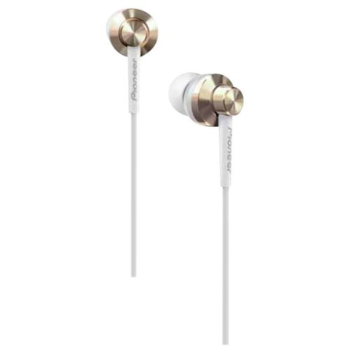 Pioneer Sealed Earbuds Gold Se-Cl522-N (Japan Import)