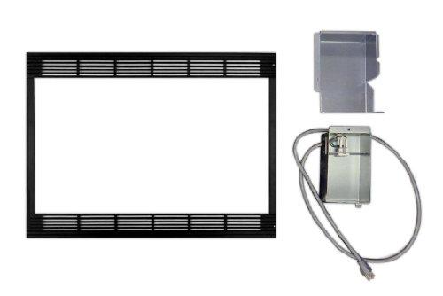 Built-in Kit (Black Metal Trim) (Sharp RK66A) (MICACC RK66A)