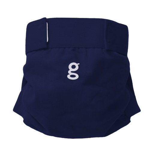 gDiapers gPants, Genius Blue, Large - 1