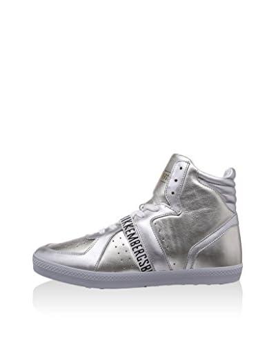 Bikkembergs Sneaker Alta [Argento]