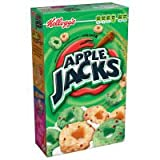 Kelloggs Apple Jacks Cereal 17 oz