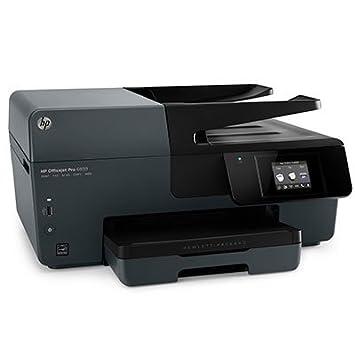 Hewlett Packard OfficeJet 6830 MFC Imprimante multifonction Jet d'encre Noir