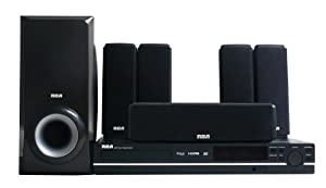 RCA RTD317W DVD Home Theater System from RCA