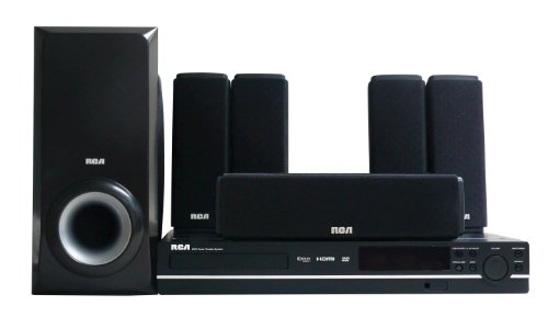 Rca Rtd317W Dvd Home Theater System