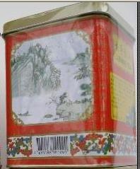 Golden Dragon - Finest Chrysanthemum Pu-Erh Tea Leaf Loose Tea - 5.3 Oz