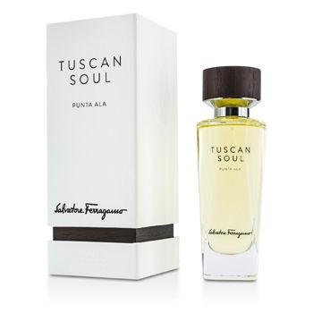 Tuscan Soul Punta Ala di Salvatore Ferragamo - Eau de Toilette Edt - Spray 75 ml.