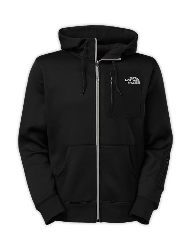 The North Face Men'S 68 Blocks Full Zip Hoodie Small Tnf Black