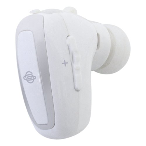 PLANEX Bluetooth3.0+EDR対応 ミニヘッドセット(ホワイト) BT-MiniHS3-WH