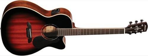 Alvarez Ad66Ce Dreadnought Acoustic-Electric Guitar Sunburst