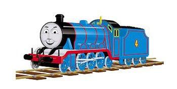 Imagen de Bachmann trenes Thomas & Friends - El motor de Gordon Express con ojos que se mueven