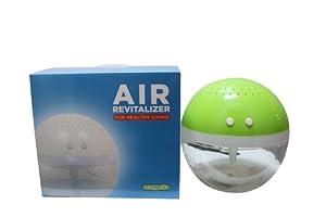 Unilution EcoGecko 75692-Green Magic Ball Air Humidifier/Deodorizer, Green