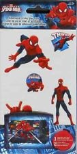 Ultimate Spider-Man Stickers with Play Scene