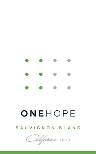 2013 ONEHOPE California Sauvignon Blanc 750 mL Wine