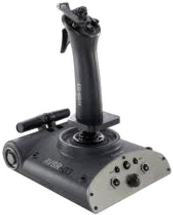 Saitek Aviator Joystick (PS3/PC) [Importación inglesa]
