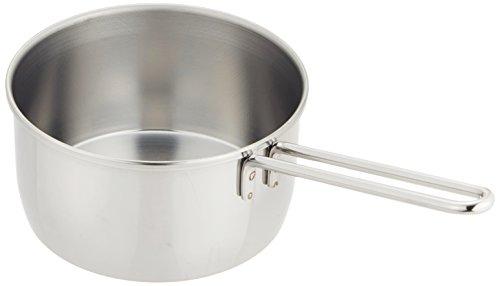 竹井器物製作所 日本製 ステンレス ミルクパン 14cm NA-101