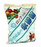 中日本フード 馬印 ロック大粒氷砂糖 1kg ×10個