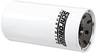 "Schroeder SBF-7500-8Z10B Best Fit Spin-On Hydraulic Filter Element, Micro-Glass, Removes Rust, Metallic Debris, Fibers, Dirt; 10.65"" Height, 5.08"" OD, 1.5"" ID, 10 Micron"
