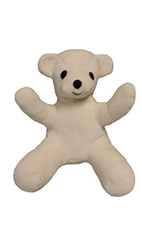Friendly Bear Organic Stuffed Animal - Made in the USA (Usa Made Stuffed Animals compare prices)