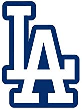Los Angeles Dodgers MLB Large Sticker 9quot x 12quot Cornhole Wall Car by SportZone