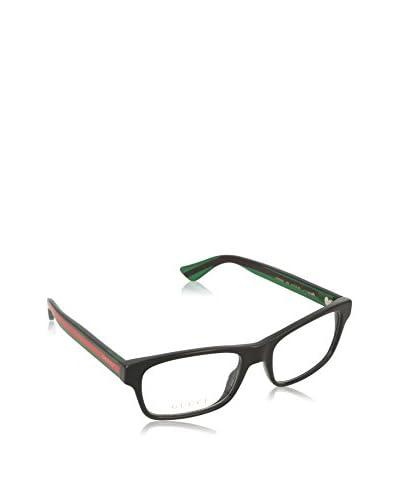 Gucci Montatura 0006O_002 (53 mm) Nero/Verde