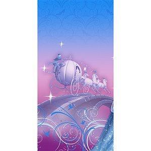 Hallmark Disney Cinderella Sparkle Plastic Tablecover