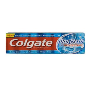 Colgate Max Fresh Cool Mint Toothpaste (100ml)