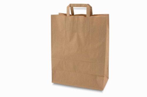 250-Papiertragetaschen-Papiertaschen-Tten-Papiertten-Tragetaschen-braun-32-12-x-42-cm