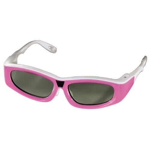 3D-Shutterbrille für Samsung 3D-TVs rosa