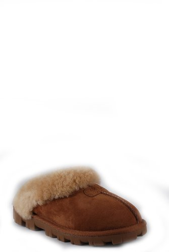 Ugg Australia Women's Coquette Slipper Chestnut 5125 8 UK