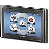 Insignia NS-CNV43 Internet Connected GPS with Built-in Bluetooth 4.3-inch Touchscreen