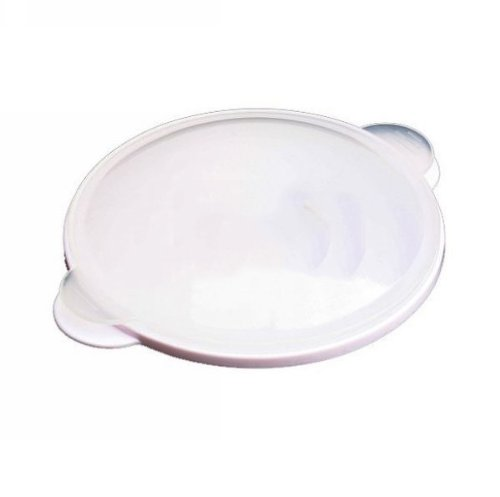 Umiwe(Tm) Round Shape Fast Cooking Microwave Egg Tray/Poacher With Transparent Lid With Umiwe Accessory Peeler