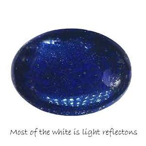 "Lapis Lazuli Large Fine Rock Stone Cabochon Specimen Over 1.75"""