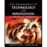 img - for The Management of Technology and Innovation: A Strategic Application (Internatio book / textbook / text book