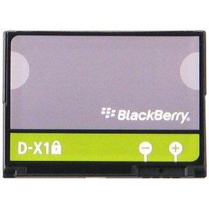 NEW BLACKBERRY OEM D-X1 BATTERY FOR 8900 9530 9550 9630 9650 JAVELIN STORM TOUR