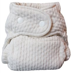 Bummis Dimple Diaper - Organic Overnight Cloth Diaper