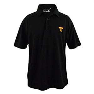 Tennessee Volunteers Cutter and Buck Drytec Genre Polo by Cutter & Buck